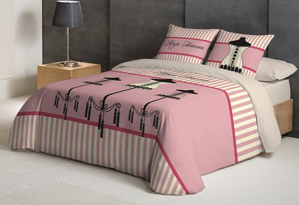 Introduce color y texturas con mantas y edredones de cama - Como hacer edredones ...