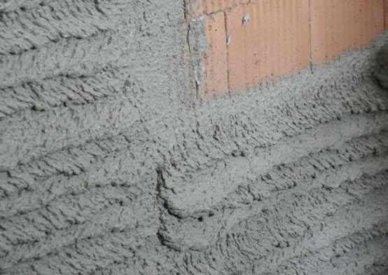 El cemento el hormig n en masa y el hormig n aramado for Mortero de cemento