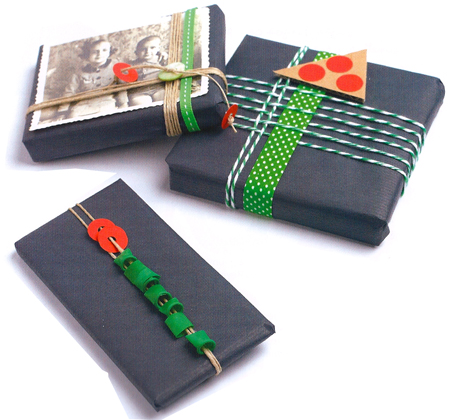 Hacer tus propios envoltorios para regalos - Envoltorios para regalos ...