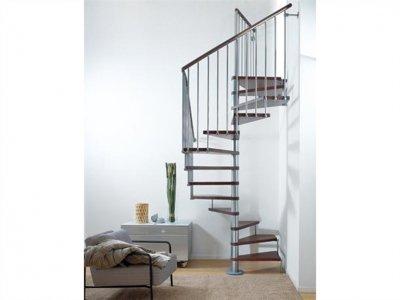 Originales escaleras de caracol for Escaleras fontanot