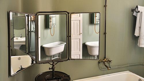 Tipos De Espejos Para Baos Stunning Muebles Geniales Para Baos - Tipos-de-espejos-para-baos