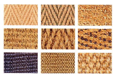 Las esterillas de fibra vegetal la alternativa a las for Que son las alfombras