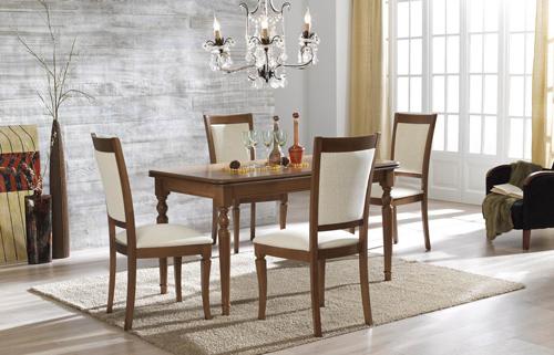 Distintos estilos de decoraci n para nuestro comedor for Casas estilo clasico moderno