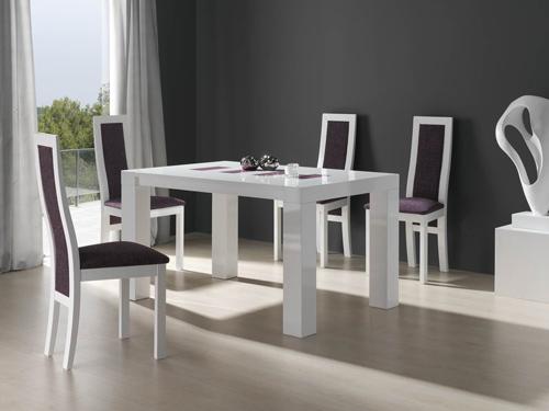 Muebles de comedor rusticos modernos excellent top for Muebles estilo moderno minimalista