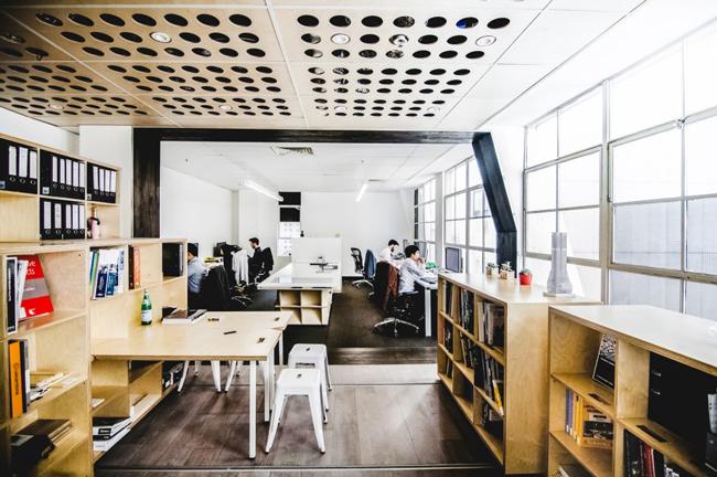 Decorar un estudio de arquitectos - Estudio de arquitectos ...
