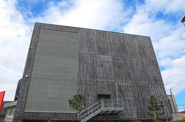 Foto de fachadas de hormig n armado for Casa moderna hormigon