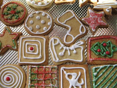 Galletas De Navidad Dulces Para Los Reyes Magos