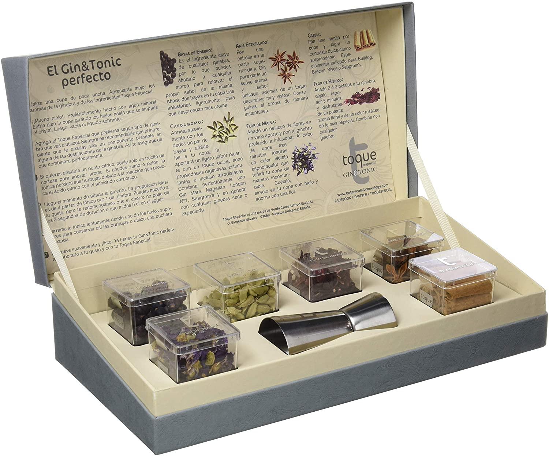 caja gin tonic
