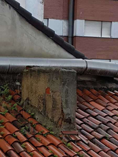 C mo reparar las goteras de mi tejado - Reparar filtraciones de agua ...