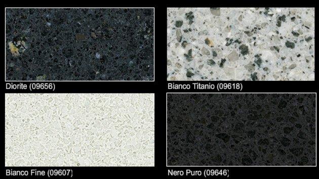 piedra artificial de granito