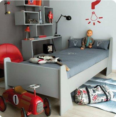 Colores para las decoraciones de los dormitorios de los ni os - Color habitacion nino ...