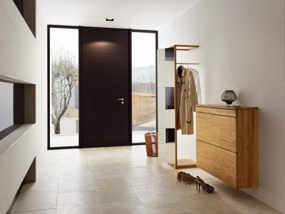 dise ar el hall de mi casa. Black Bedroom Furniture Sets. Home Design Ideas