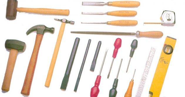 Equipo b sico de bricolaje herramientas de bricolaje - Herramienta de bricolaje ...
