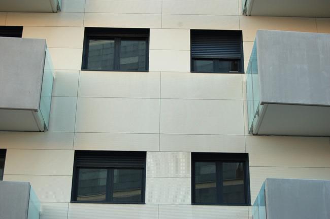 nuevos materiales para las fachadas de los edificios hormign polmero