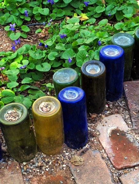 Algunas ideas baratas para decorar nuestra terraza - Decorar jardin barato ...