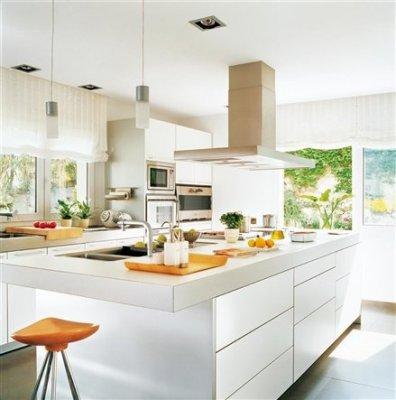 soluciones para iluminar un piso interior. parte i. soluciones de