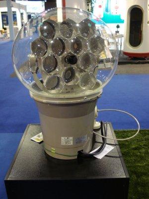 Iluminar un espacio interior con fibra ptica el sistema - Lamparas solares interior ...