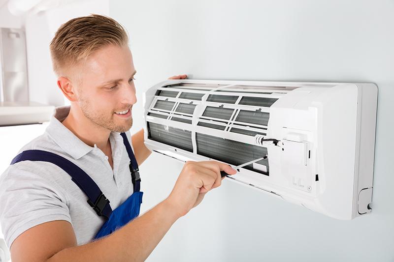 ¿Cómo reciclar mi equipo antiguo de aire acondicionado de manera correcta?