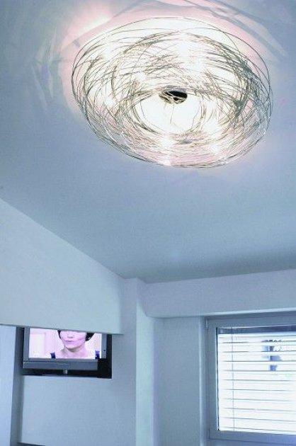 L mparas de techo para la iluminaci n de nuestras casas - Iluminacion de techo ...