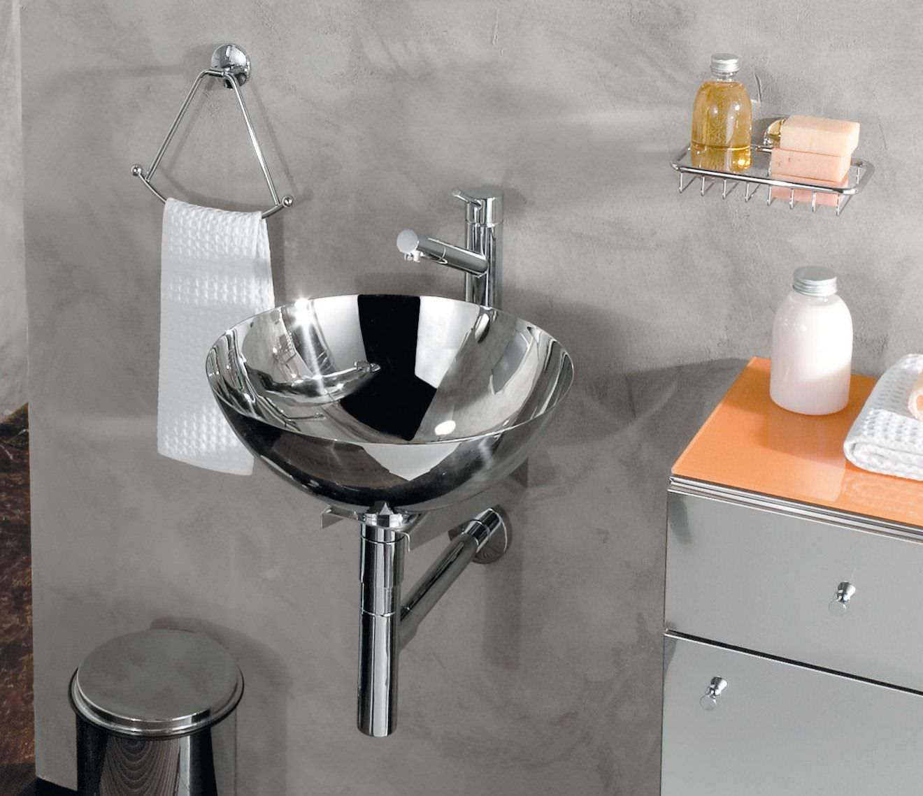Tipos de lavabos seg n su material y tipolog a for Como hacer lavabos