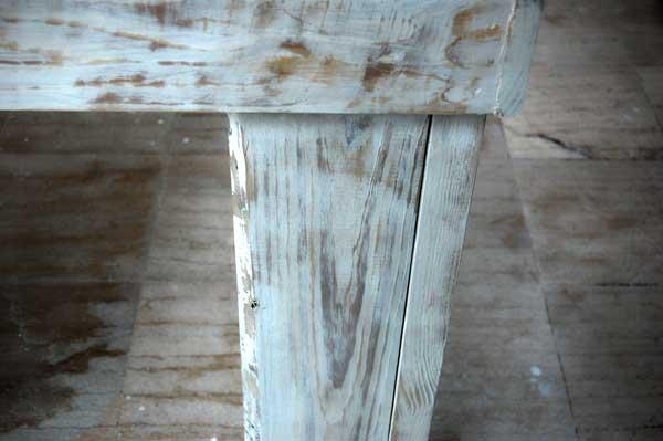 cmo conseguir un efecto rstico en la madera - Madera Rustica