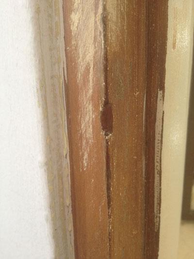 C mo reciclar latas de conservas for Como arreglar una puerta de madera