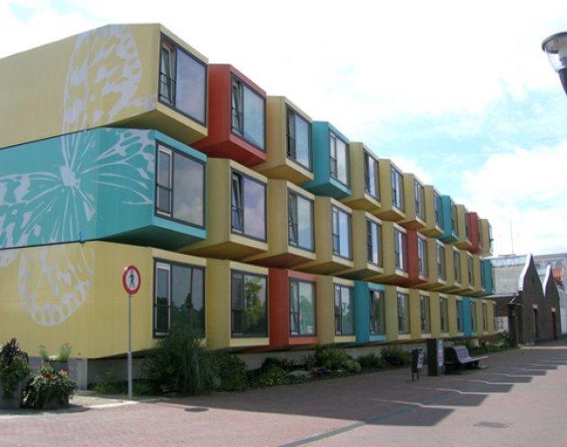 M dulos habitables prefabricados - Modulos de vivienda prefabricados ...