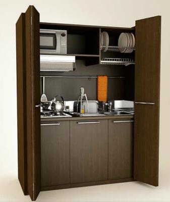 Ideas para amueblar una pequeña cocina