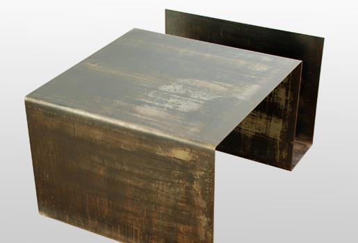 Algunos muebles futuristas - Muebles de chapa ...