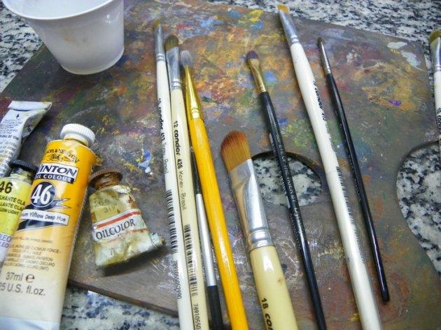 Tipos De Pinturas Tecnicas Tradicionales Y No Tan Tradicionales En
