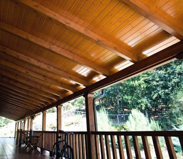 Paneles s ndwich de cerramiento con madera - Cerramiento de madera ...