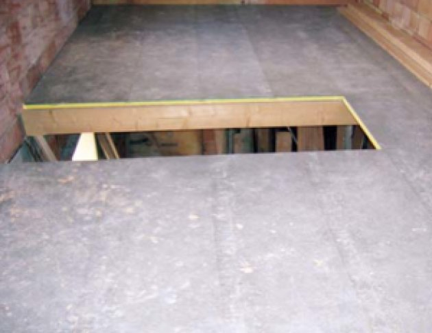 Paneles sandwich para suelos con aislamiento - Aislante para suelos ...