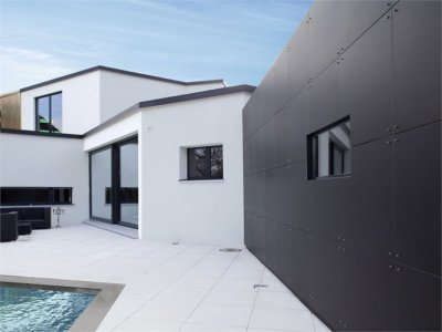 Paneles composite de aluminio para fachadas - Recubrimientos para fachadas ...
