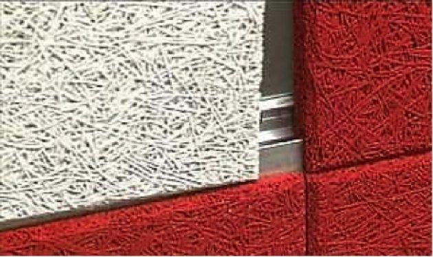 Paneles de virutas de madera para revestimientos interiores - Revestimiento de madera para paredes interiores ...