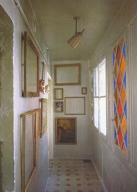 La decoracin de pasillos y distribuidores en nuestros hogares for Decoracion de pasillos