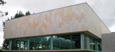 La piedra en la fachada de los edificios - Piedra caliza fachada ...