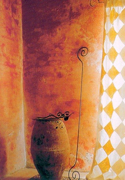 Efectos con pintura la pintura lavada - Pinturas con efecto ...