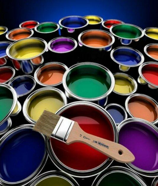 Pinturas barnices y los sellantes en construcci n - Materiales de pintura de pared ...