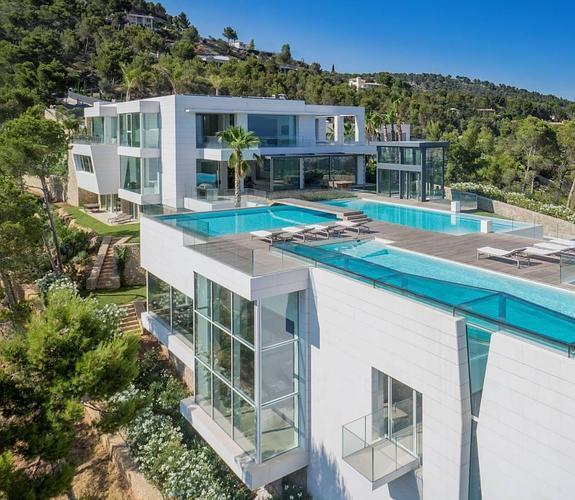 Piscinas sobre cubiertas. ¡¡¡¡Voy a construir una piscina en mi tejado!!!