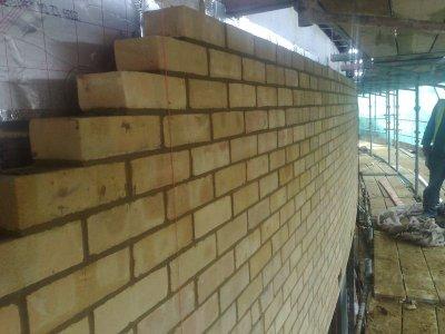 C mo colocar una pared de pav s de vidrio uno mismo - Como colocar paves ...