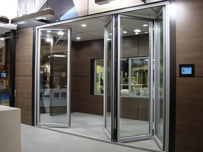 Puerta corredera cf 77 for Puerta corredera aluminio exterior