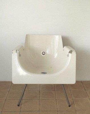Reciclar aparatos sanitarios: bañeras.
