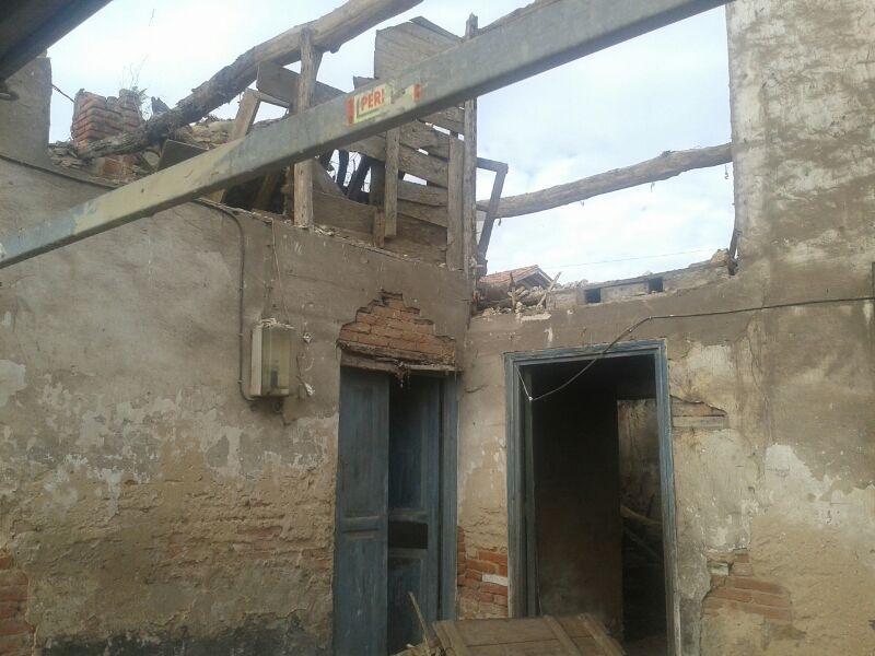 Rehabilitar una casa de campo. La demolición y limpieza