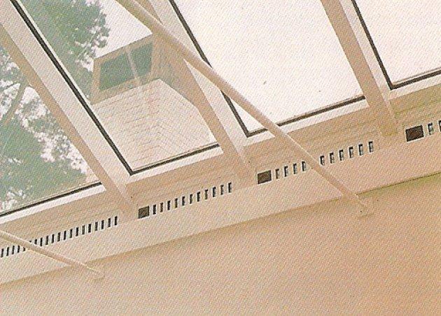 Rejillas de ventilaci n con rotura de puente t rmico - Rotura de puente termico ...