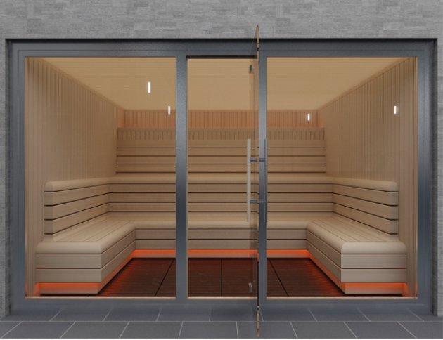 Porqu una sauna suele ser de madera - Como hacer una sauna ...