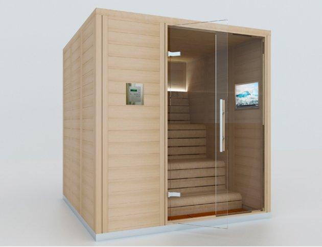Baños Turcos Que Son:Porqué una sauna suele ser de madera Porqué una sauna finlandesa es