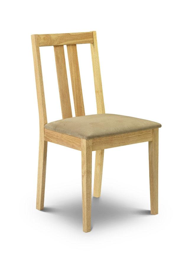 Qu debes saber antes de comprar una silla de comedor for Sillas madera baratas