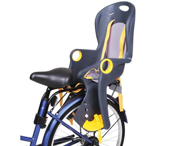 Las sillitas para ni os en la bicicleta for Silla nino bicicleta