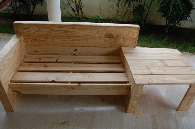 mesita lateral sofá