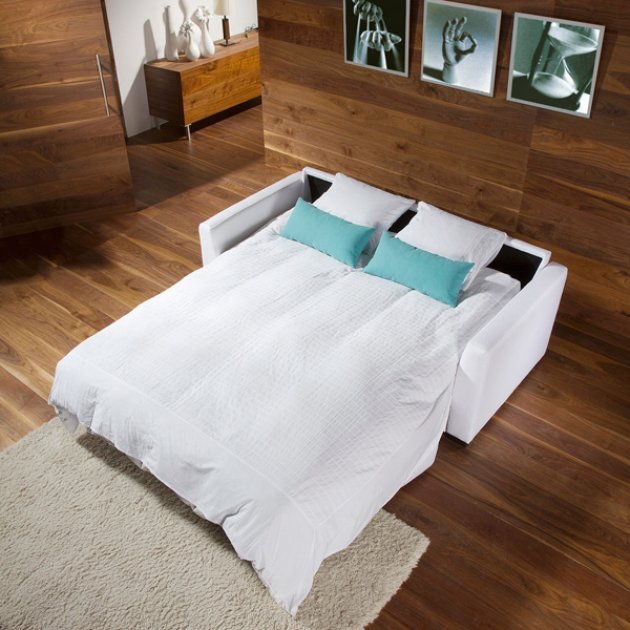 El sof cama una soluci n muy interesante para convertir for Sofa cama para habitacion juvenil